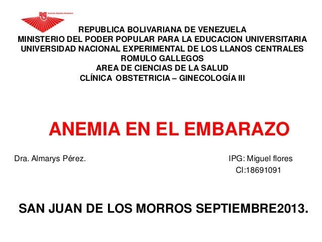 REPUBLICA BOLIVARIANA DE VENEZUELA MINISTERIO DEL PODER POPULAR PARA LA EDUCACION UNIVERSITARIA UNIVERSIDAD NACIONAL EXPER...