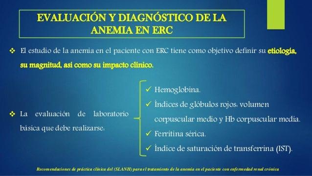  Además de la evaluación de laboratorio deben considerarse otros aspectos: estado nutricional, tipo de diálisis (hemodiál...