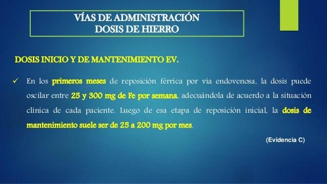FRECUENCIA DE EXÁMENES DE LABORATORIO  En pacientes con ERC con Hb en rango recomendado, que no reciben AEE, con ferritin...