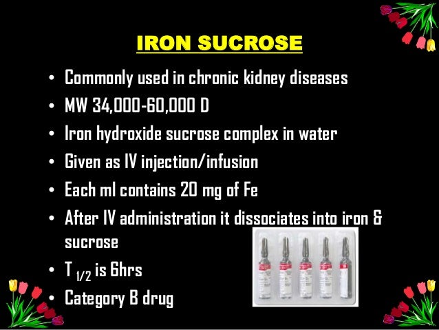 What Are Some Common Side Effects Of Iron Infusion