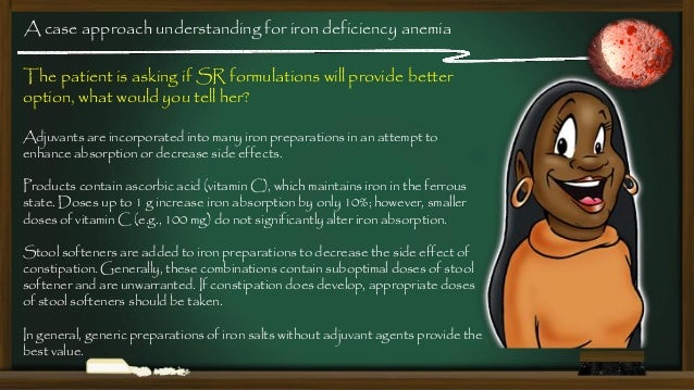 Anemia A Case Based Approach Part 1