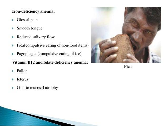 Anemia Seminar