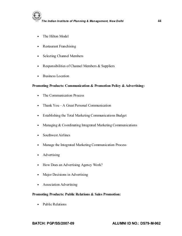 tourism topics for presentation