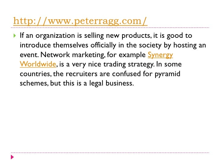nutrition network marketing essay Health based network marketing companies are always preferable by people because they are legit & their products are unique some of the weight management and nutritional food products are formula 1 nutritional shake mix, personalized protein powder, cell u loss advanced, multi vitamin.