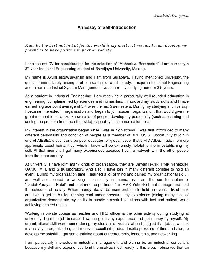the meaning of the anu motto essay Association of southeast asian nations, asean secretariat, community of opportunity, connectivity, economic community, political - security community, socio .