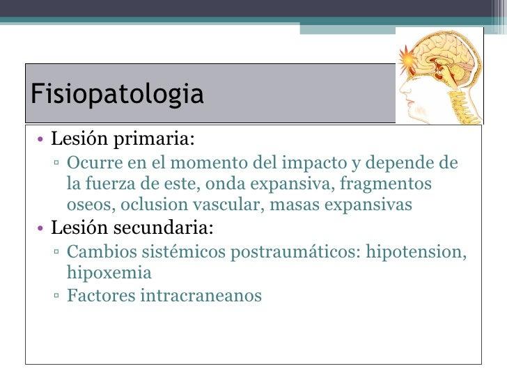 Anestesia En Trauma Encefalocraneano Slide 3