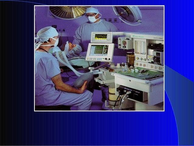 PRINCIPALES FUNCIONES DEL ANESTESIOLOGO DURANTE LA CIRURGIA Promover condiciones para realizar la cirurgia. Control clín...