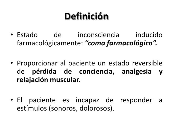 Anestesia General Slide 2