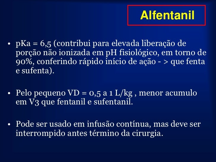 Remifentanil• 1990 – identificado composto GI8708413.• 1996 – Denominado Remifentanil e liberado  para uso clínico pelo FD...