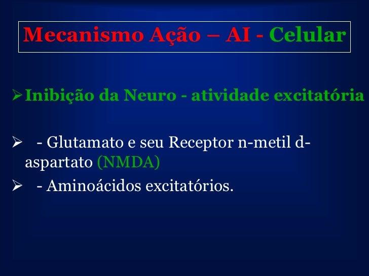 Anestésicos InalatóriosAtualmente usados:HalotanoIsofluranoSevofluranoDesflurano (não introduzido no Brasil)Óxido Ni...