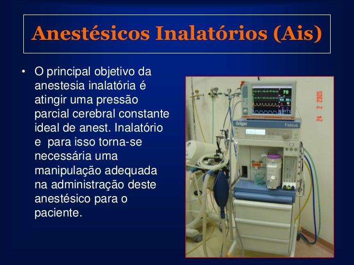 Farmacocinética dos AisCaptação, Distribuição e Eliminação Ação farmacológica : Captação do alvéolo pelo  sangue         ...