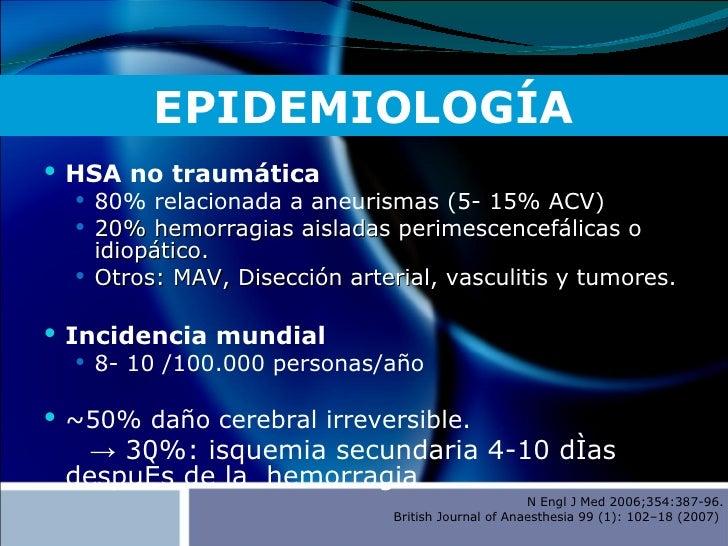Anestesia Para CirugíA De Aneurisma Cerebral Slide 2