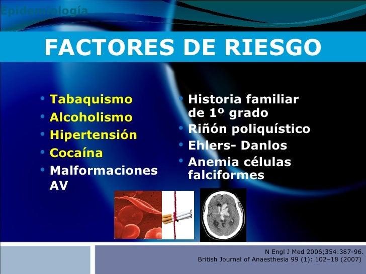Anestesia Para CirugíA De Aneurisma Cerebral Slide 3