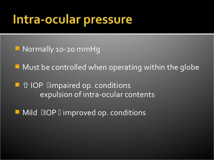    Increasing                         Decreasing     External pressure e.g. face         Venous pressure        mask ...