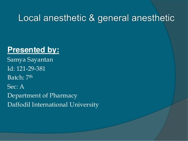 Presented by:  Samya Sayantan  Id: 121-29-381  Batch: 7th  Sec: A  Department of Pharmacy  Daffodil International Universi...