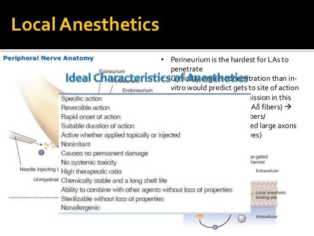 Basic of Anesthetics  Slide 3