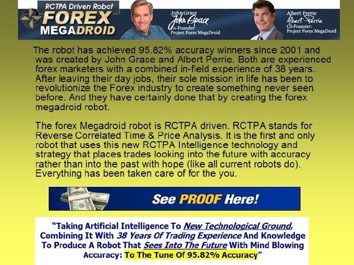 Forex trading robot reviews