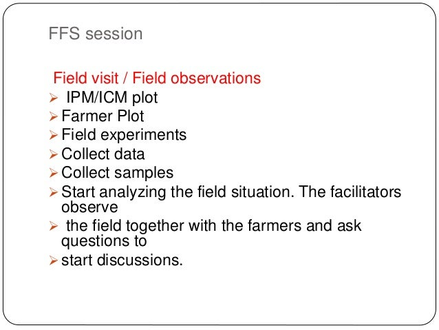 an introduction to the analysis of agriculture related activities Project management -introduction to project management   gap analysis: defining scope  • schedule the activities in the wbs into a time-related plan.