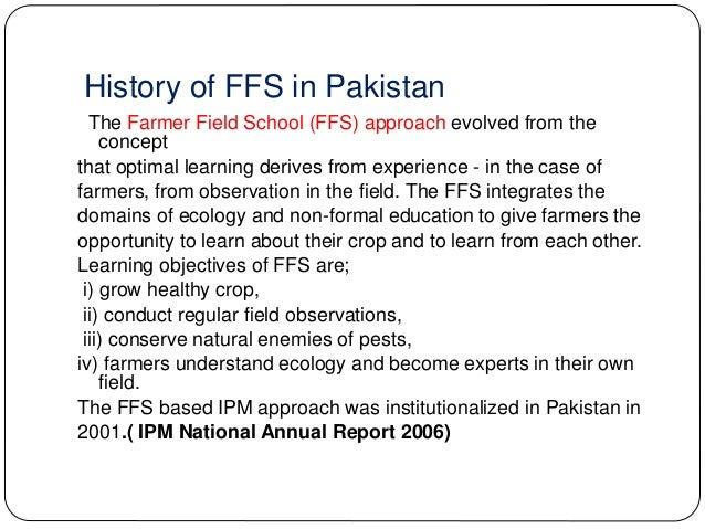 2. Farmer Field School Approach