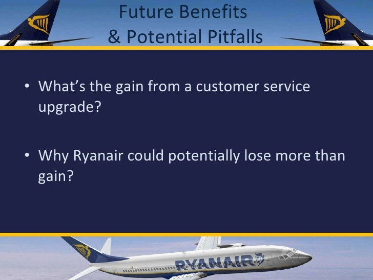 Motivation of employees in ryanair