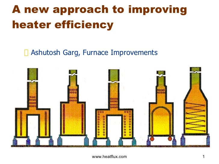 A new approach to improving heater efficiency <ul><ul><li>Ashutosh Garg, Furnace Improvements </li></ul></ul>www.heatflux....