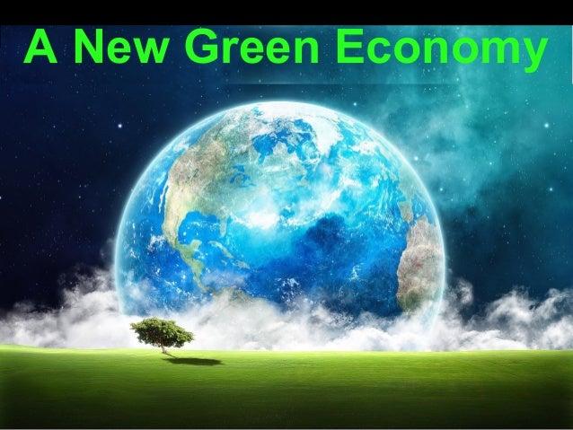 Guy Dauncey 2015 Earthfuture.com A New Green Economy