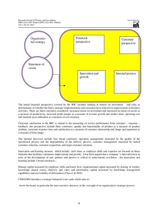 Research paper corporate finance