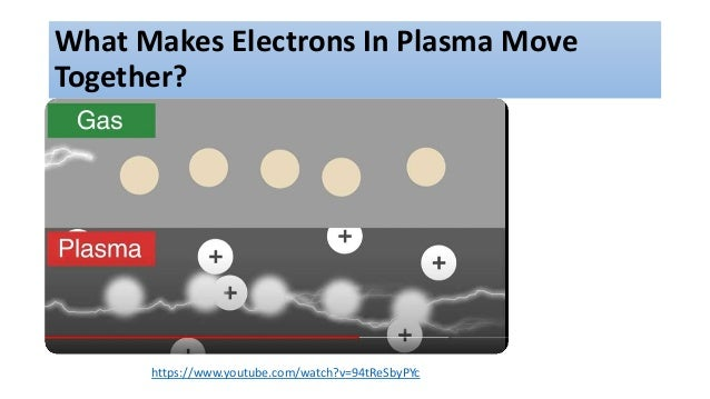 What Makes Electrons In Plasma Move Together? https://www.youtube.com/watch?v=94tReSbyPYc