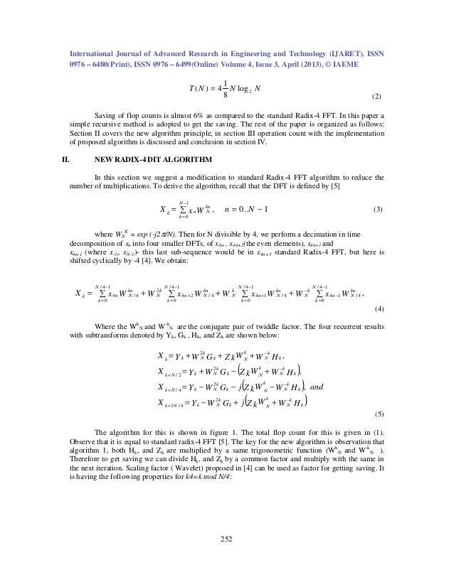 Schönhage–Strassen algorithm