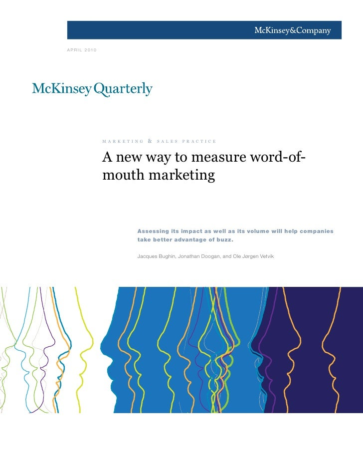 Word of Mouse Approach for Word of Mouth Measurement