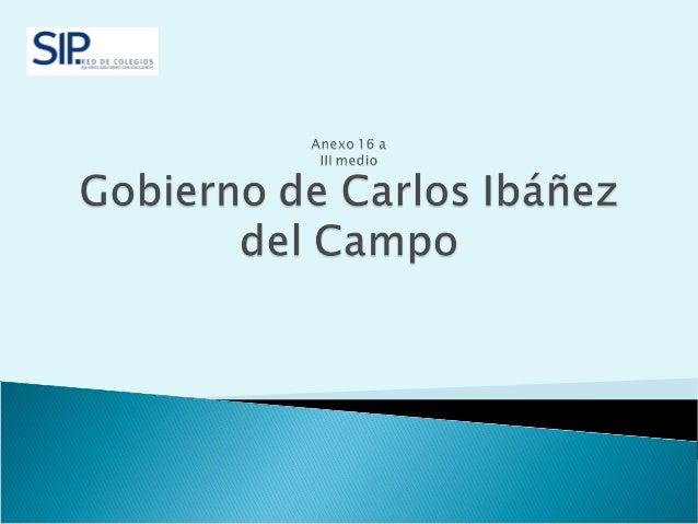 •Período de inestabilidad política 1925-19321925-1932 Emiliano Figueroa Larraín (1925-1927) Carlos Ibáñez del Campo (1927-...