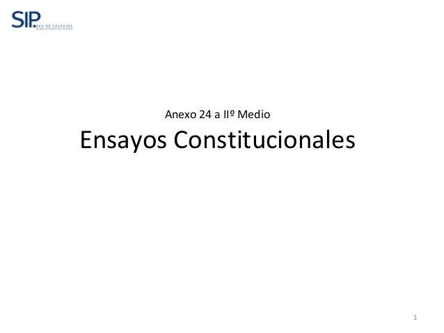 1 Anexo 24 a IIº Medio Ensayos Constitucionales