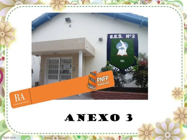 Anexo 3 Anexo 3