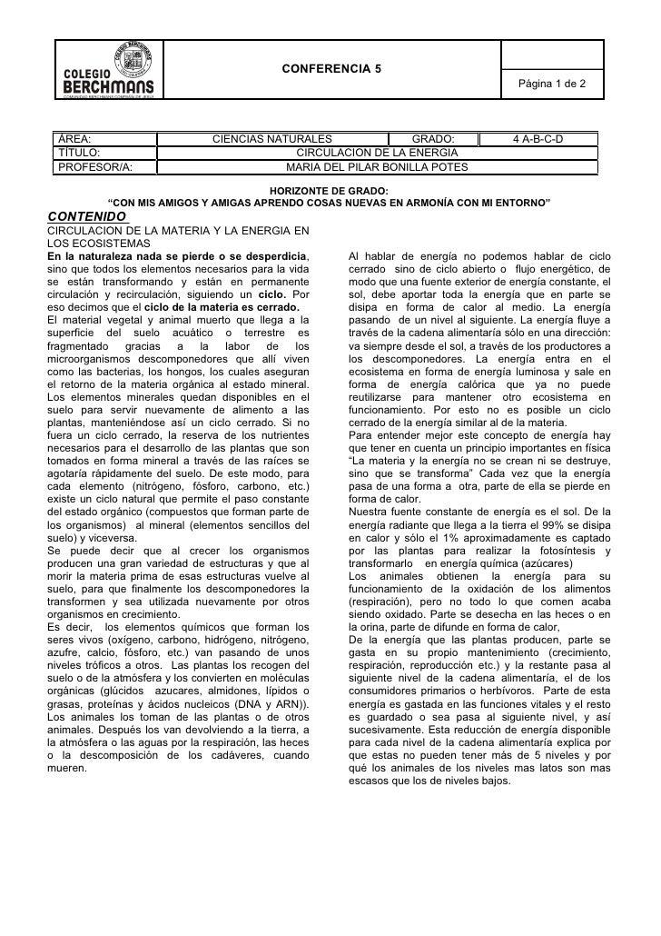 CONFERENCIA 5                                                                                              Página 1 de 2  ...
