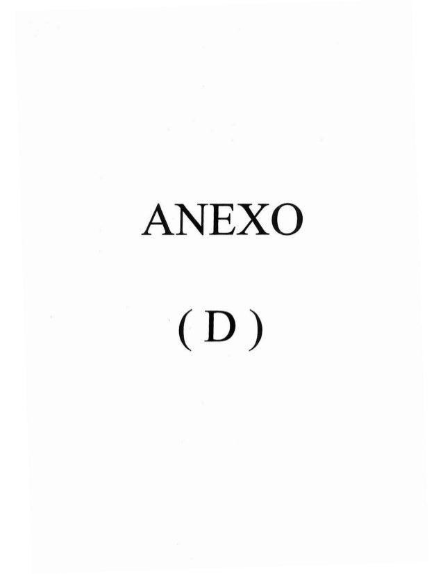 ANEXO (D)