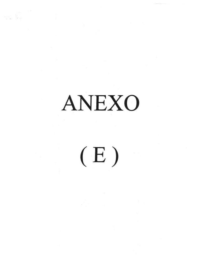 ANEXO (E)