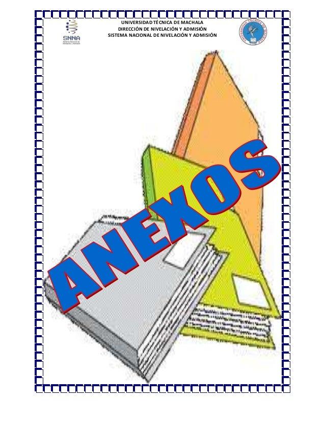 Anexos De Biologia