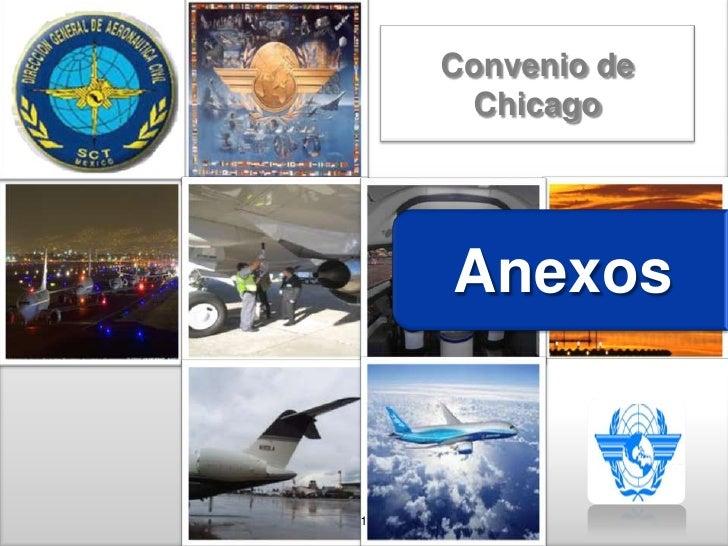Convenio de     Chicago    Anexos1
