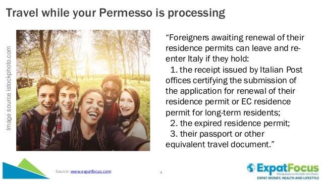 An expat guide to the permesso di soggiorno for Permesso di soggiorno schengen