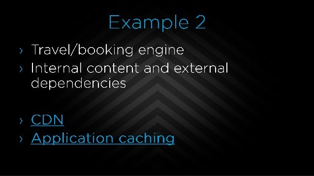 An extended explanation of caching version 2
