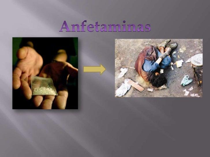 Anfetaminas<br />