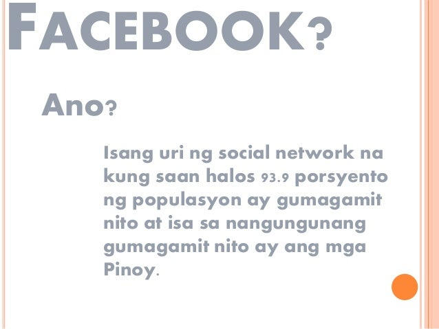 Mga Pilipino, nahuhumaling sa paggamit ng internet at social networking sites