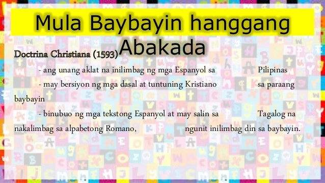 Isang Aralin sa Pagsulat ng mga Sinaunang Filipino