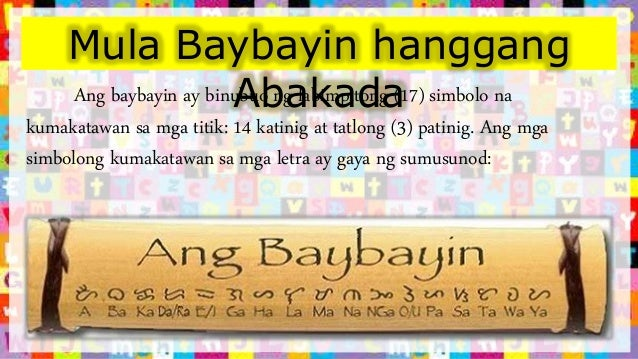 Alpabeto at Ortograpiyang Filipino