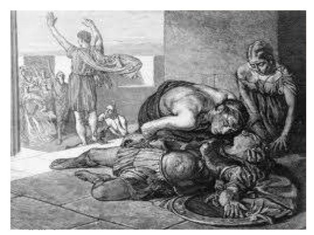  490 BCE – Sa pamumuno ni Darius I sinalakay nila ang Greece, tumawid sila sa Agean Sea  Sa kasamaang palad sila ay nata...