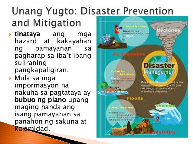  VCA - masusukat ang kahinaan at kapasidad ng isang komunidad sa pagharap sa iba't ibang hazard na maaaring maranasan sa ...