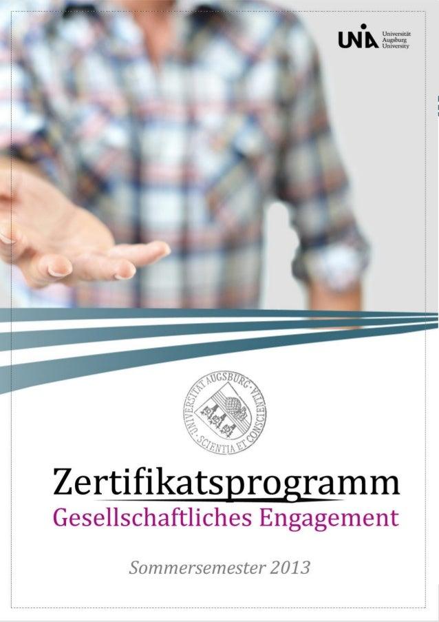 Das Zertifikatsprogramm der Initiative Bildung durch VerantwortungDas Zertifikatsprogramm ist ein Angebot der Initiative B...