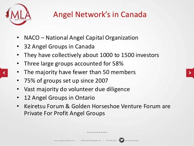 Considering being an Angel Investor