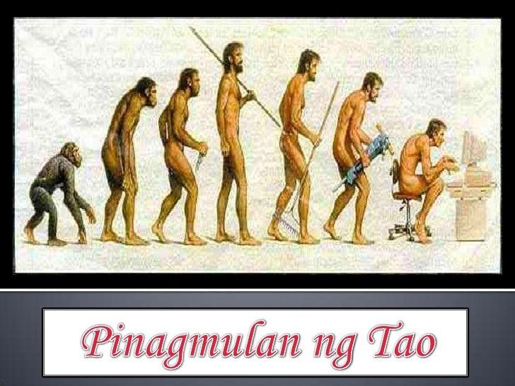 0<br />Pinagmulanng Tao<br />