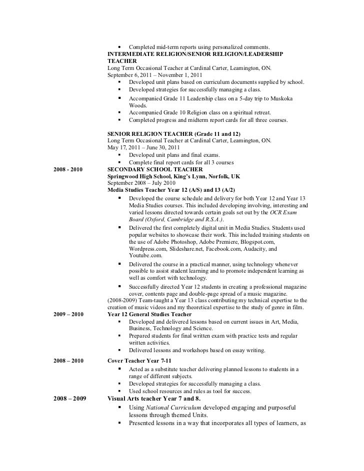 beautiful resume teaching sample resume cv cover letter resume teaching sample resume cv cover letter